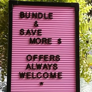 Other - 🔷Bundle to  Save 💲 or Make an Offer❓